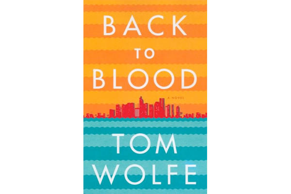 New York and Atlanta have already gotten the Tom Wolfe treatment. This time it's Miami. This is my 50 Shades of Grey!
